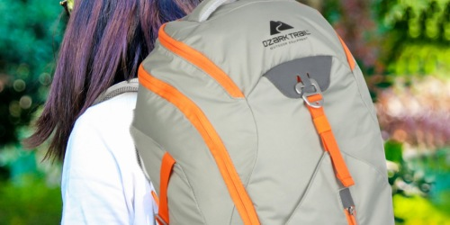 Ozark Trail Hiking Backpack Just $20.98 on Walmart.com (Regularly $35)