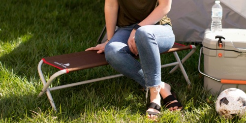 Ozark Trail Foldable Outdoor Camping Bench Just $8 on Walmart.com (Regularly $25)
