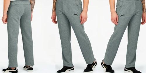 PUMA Men's Sweatpants Only $14.99 Shipped (Regularly $45)