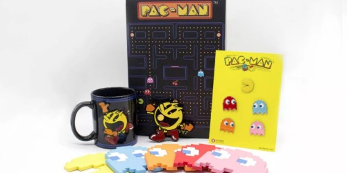 50% Off Video Game Loot Boxes on Target.com | Pac-Man, Game Boy, & PS1