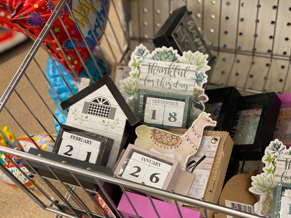 Perpetual Calendars Monthly Planners More Only 1 At Dollar Tree A Couponer S Life