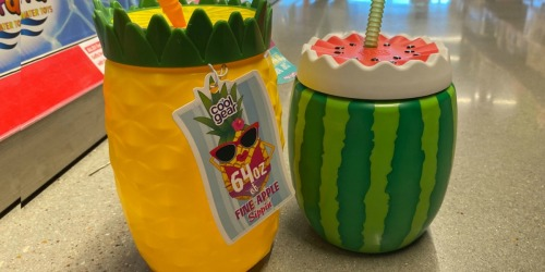 Cool Gear 64oz Sippers Only $4.99 at ALDI | Pineapple, Stein & More