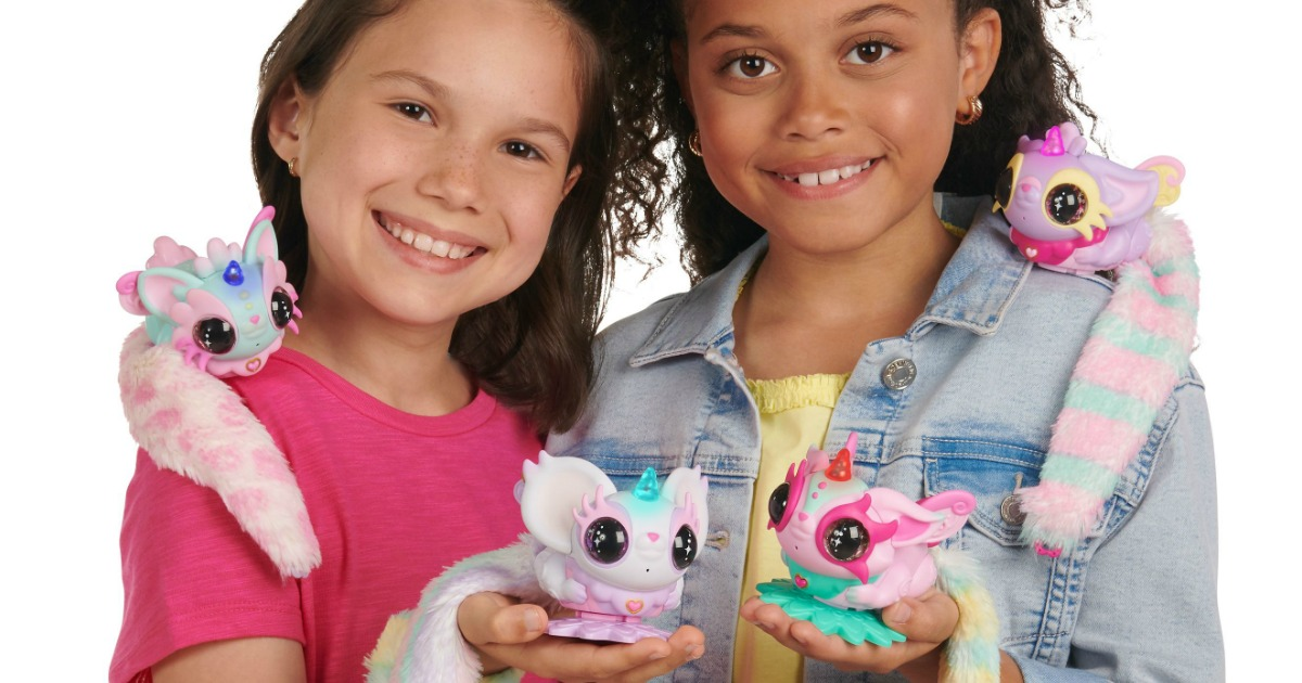 WowWee Pixie Belles Interactive Toys Only $4.99 on Amazon (Regularly $15)
