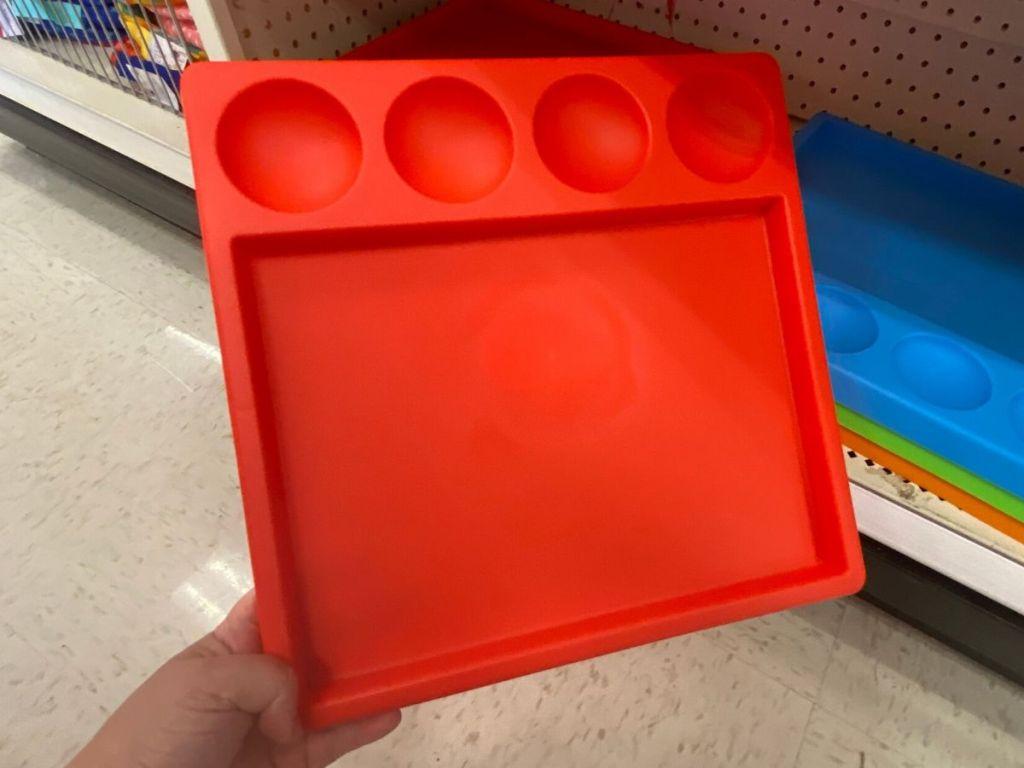 plastic paint tray