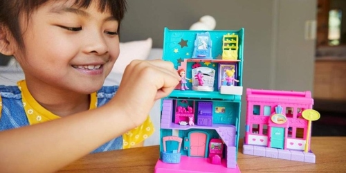 Polly Pocket Playsets from $5 on Walmart.com (Regularly $15)