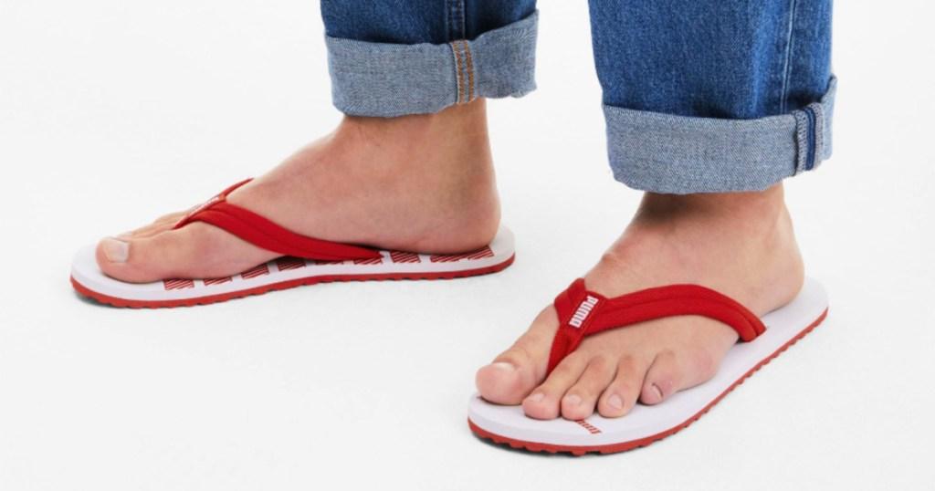 Puma Epic Flip v2 Sandals