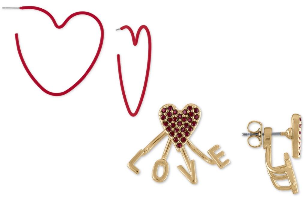 Rachel Roy earrings