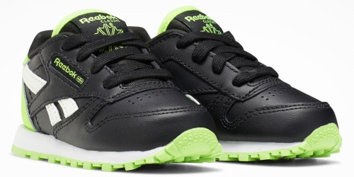 Reebok Kids Shoes from $19.99 Shipped (Regularly $45+)