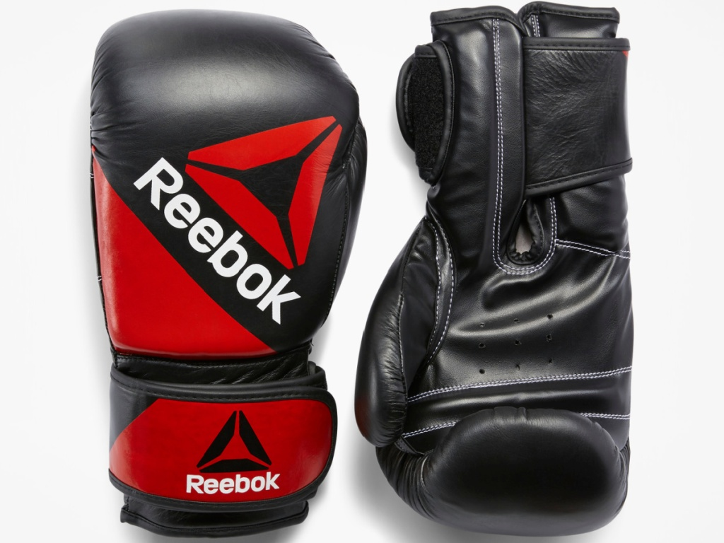 Reebok Training Combat Leather Gloves