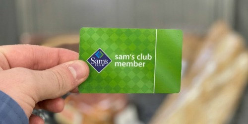 HURRY! Sam's Club 1-Year Membership Only $20 + Score Up to $30 in Gift Cards (Today Only!)