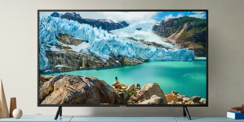 Samsung 58″ 4K LED Smart TV Only $398 Shipped on Walmart.com (Regularly $450) | Black Friday Deal
