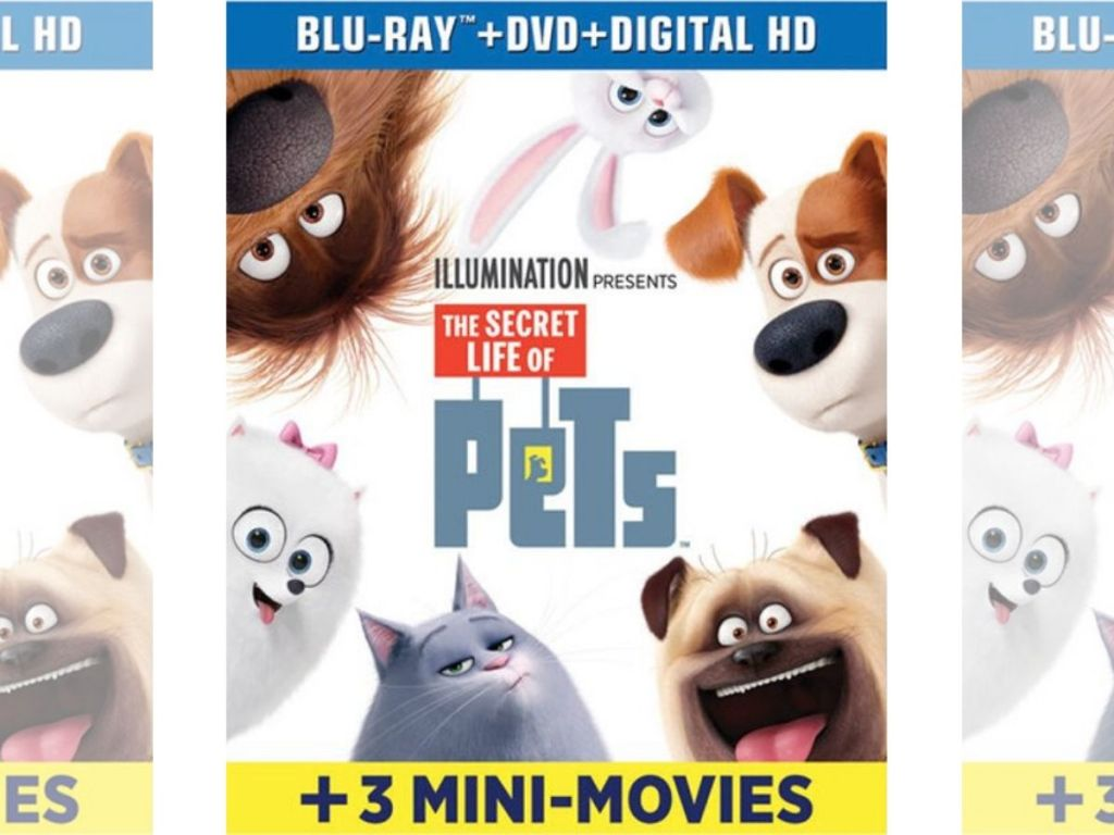 movie secret life of pets