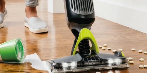 Shark Cordless Vacuum Mop Only $69.99 Shipped + Get $10 Kohl's Cash (Regularly $130)