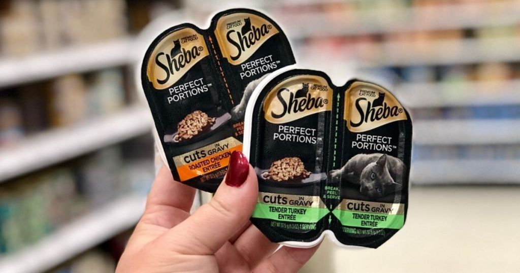 sheba perfect portions