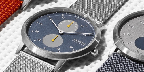 Skagen Men's Watches Only $39.99 Shipped (Regularly $145)