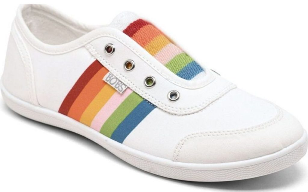 womens laceless sneakers