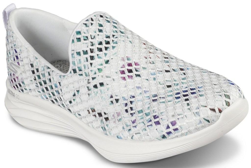 Skechers Women's You Wave Peaceful Slip-on Walking Sneakers