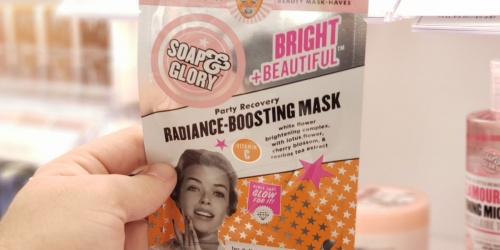 $82 Worth of Soap & Glory Products Only $32 Shipped After Walgreens Rewards