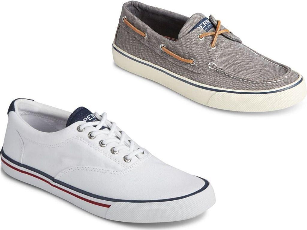 men's nautical sneakers