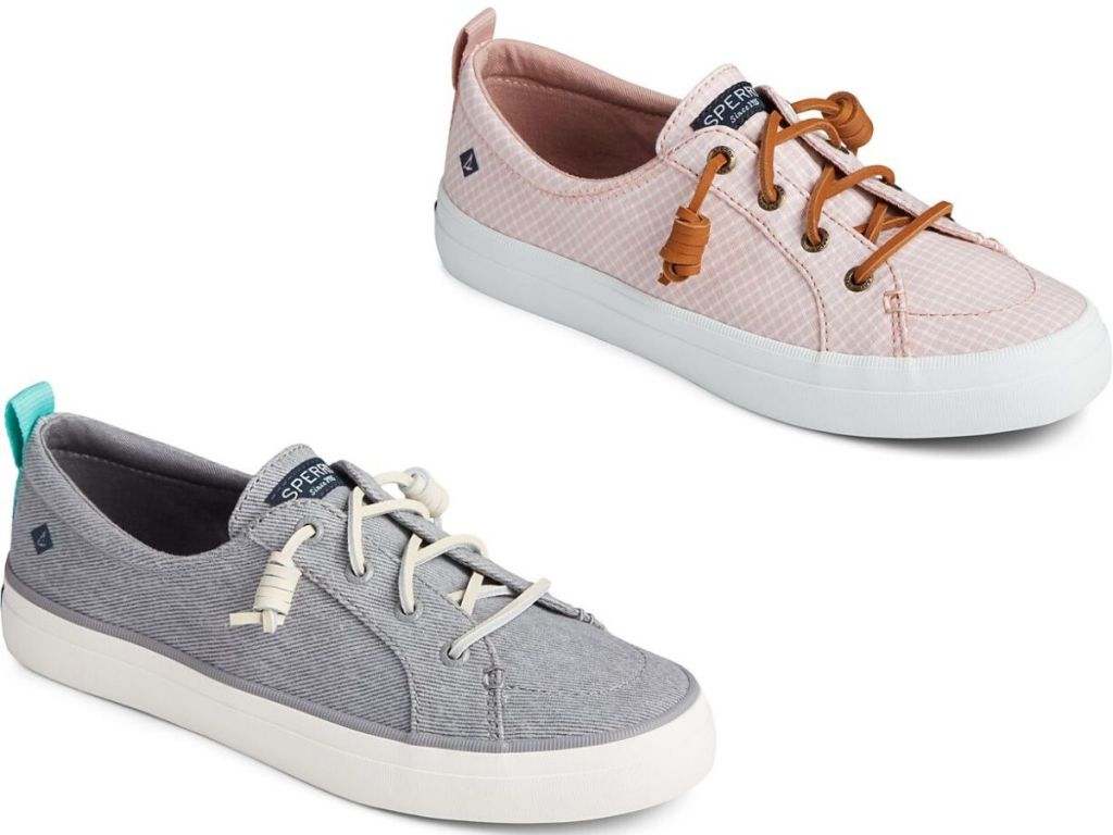 two right foot women's nautical style