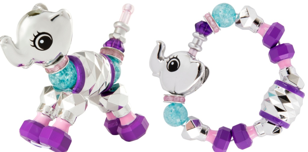 twisty petz figure and bracelet