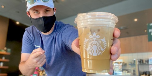 Starbucks Will Require Face Masks for All Customers Starting July 15th
