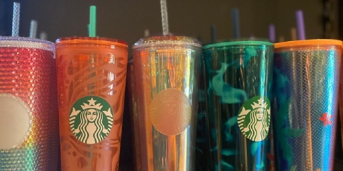 Play The Starbucks Summer Game & You Could Win a Kaleidoscope Cold Cup