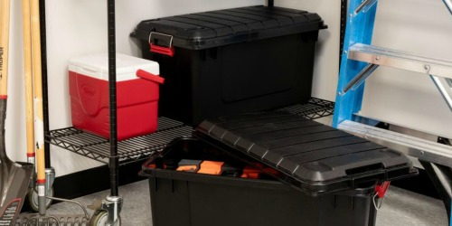30% Off Iris Storage Bins on Home Depot + Free Shipping
