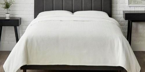 50% Off Blankets & Comforter Sets on HomeDepot.com
