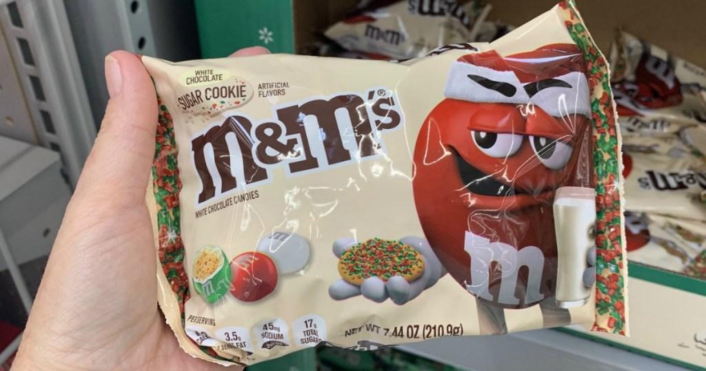 Sugar Cookie M&M candy