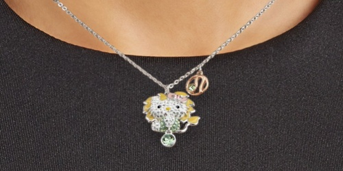 Swarovski Hello Kitty Women's Necklaces Just $34.99 Shipped (Regularly $119)