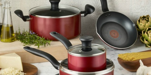 Up to 70% Off Cookware Sets on Macys.com + Free Shipping