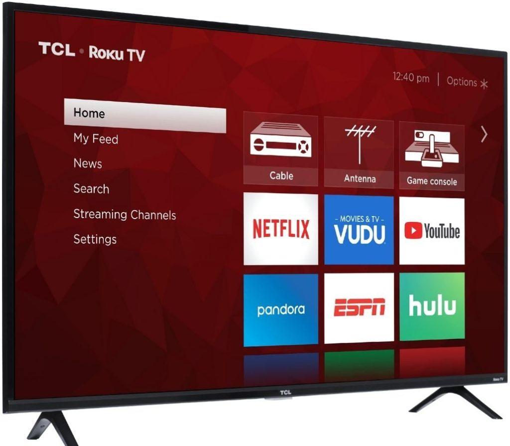 75-inch smart TV