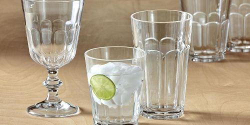 4-Piece Acrylic Drinkware Sets From $6 on HomeDepot.com (Regularly $30)