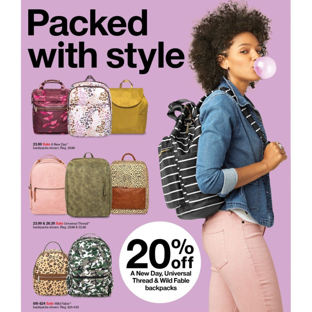 Target Weekly Ad 7-26 to 8-1 Page 10