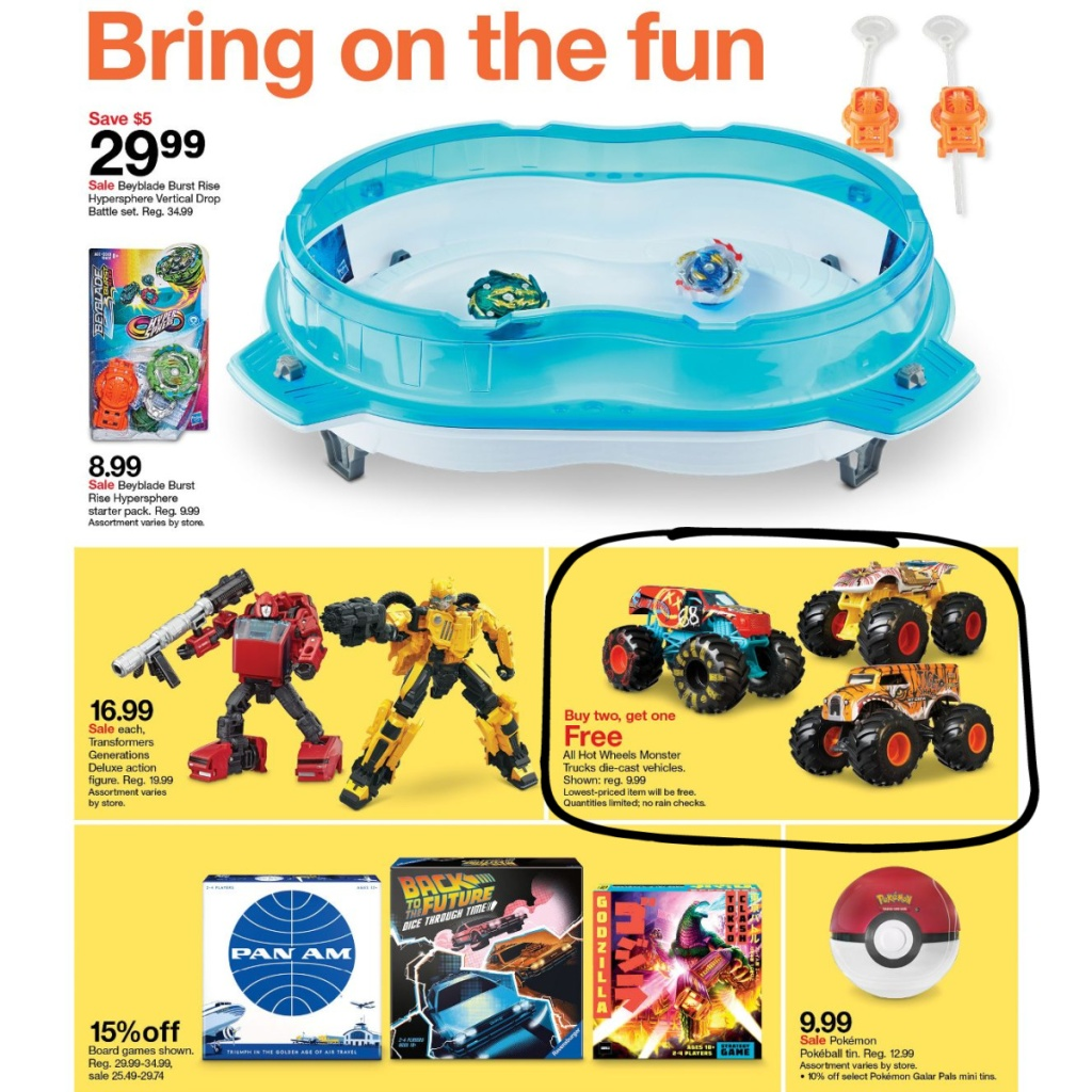 Target Weekly Ad 7-26 to 8-1 Page 14