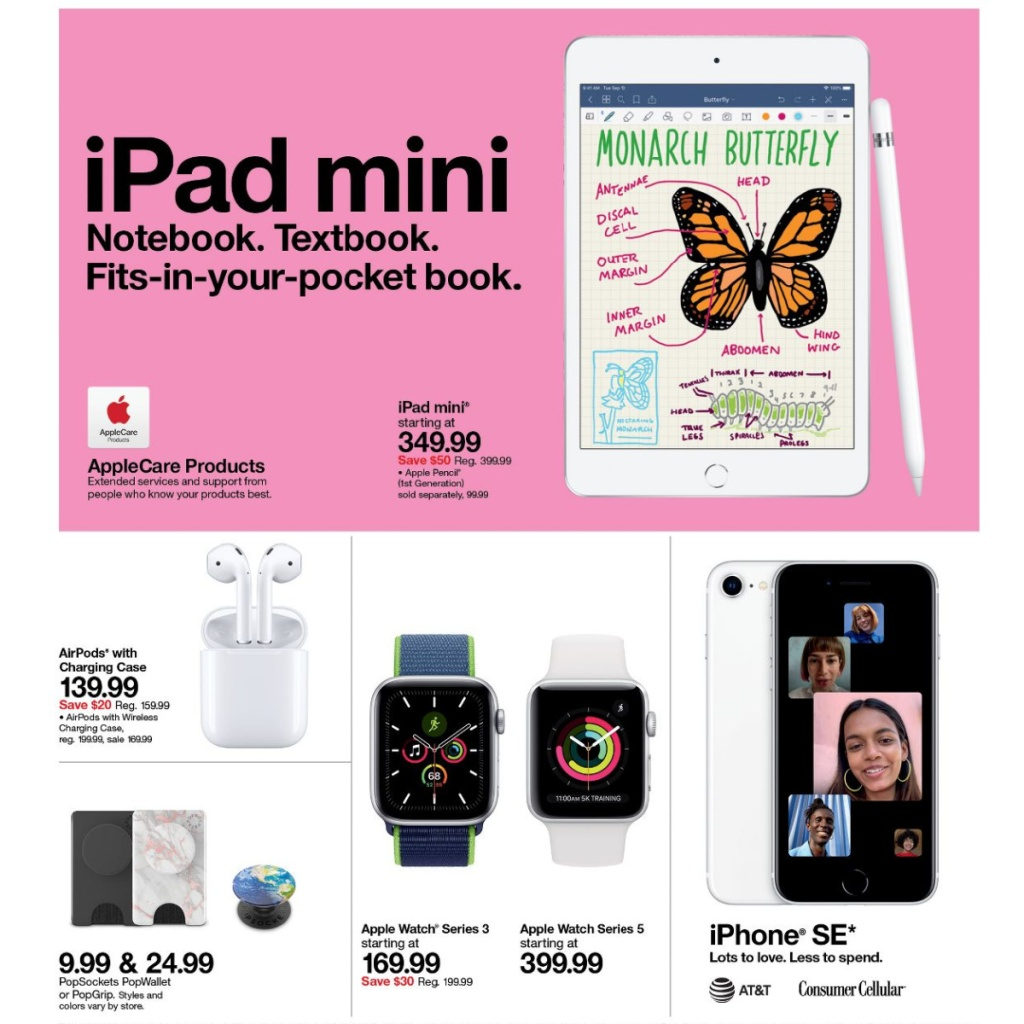 Target Weekly Ad 7-26 to 8-1 Page 16
