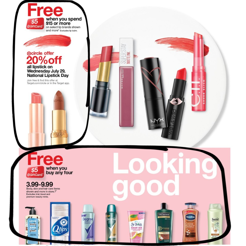 Target Weekly Ad 7-26 to 8-1 Page 23