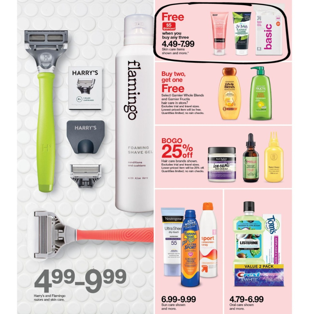 Target Weekly Ad 7-26 to 8-1 Page 24