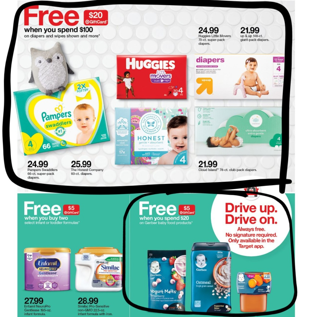 Target Weekly Ad 7-26 to 8-1 Page 25
