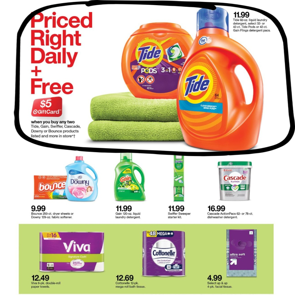 Target Weekly Ad 7-26 to 8-1 Page 29