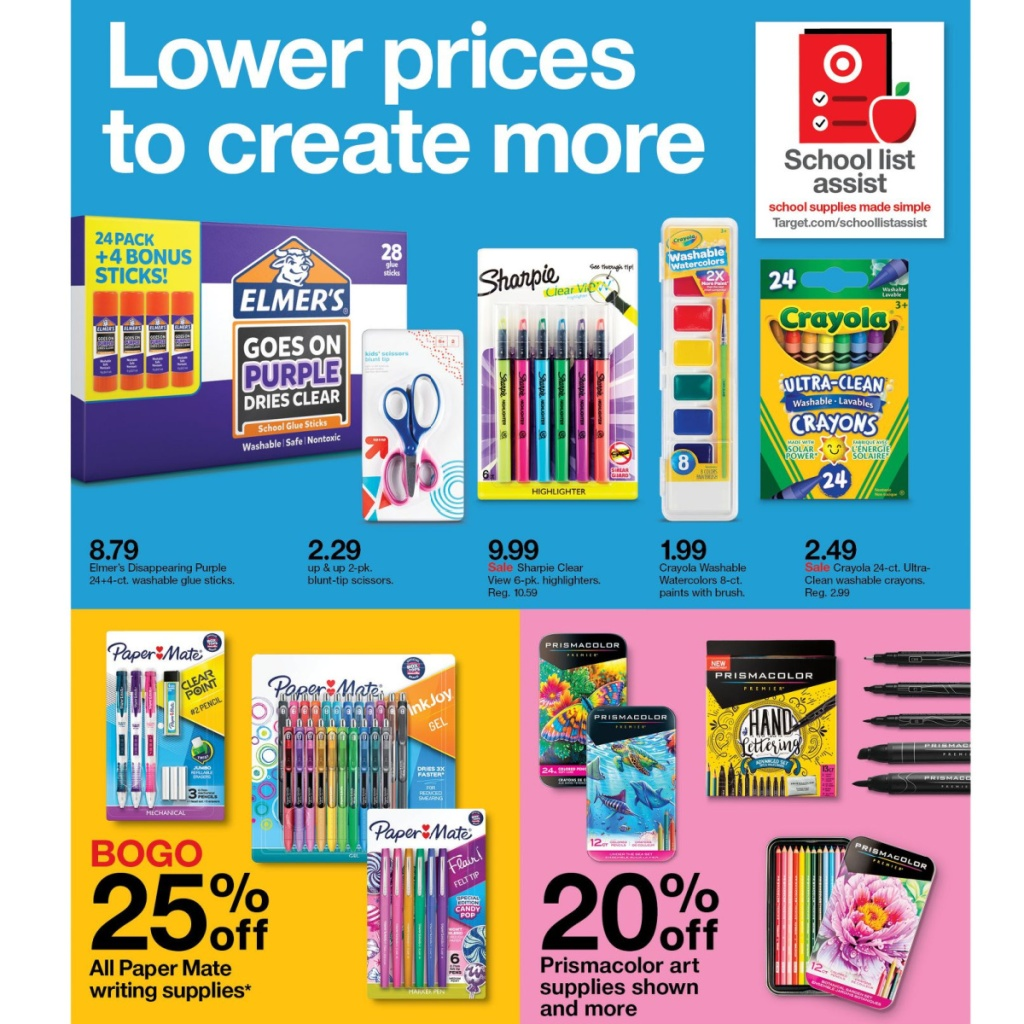 Target Weekly Ad 7-26 to 8-1 Page 3
