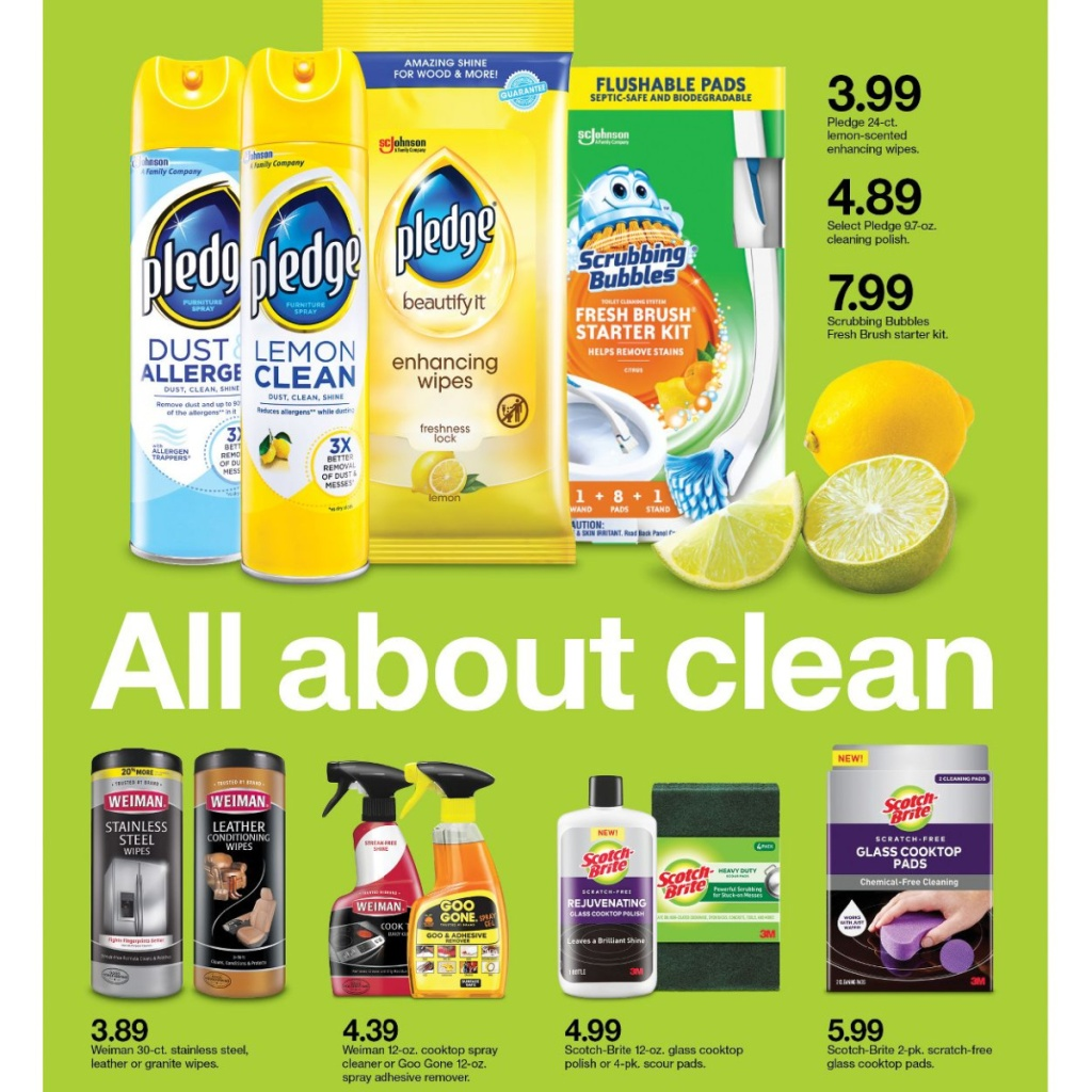 Target Weekly Ad 7-26 to 8-1 Page 30