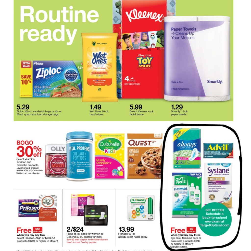 Target Weekly Ad 7-26 to 8-1 Page 31