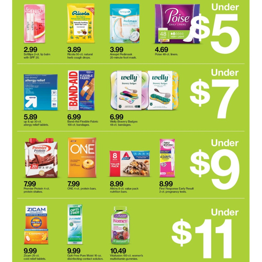 Target Weekly Ad 7-26 to 8-1 Page 32