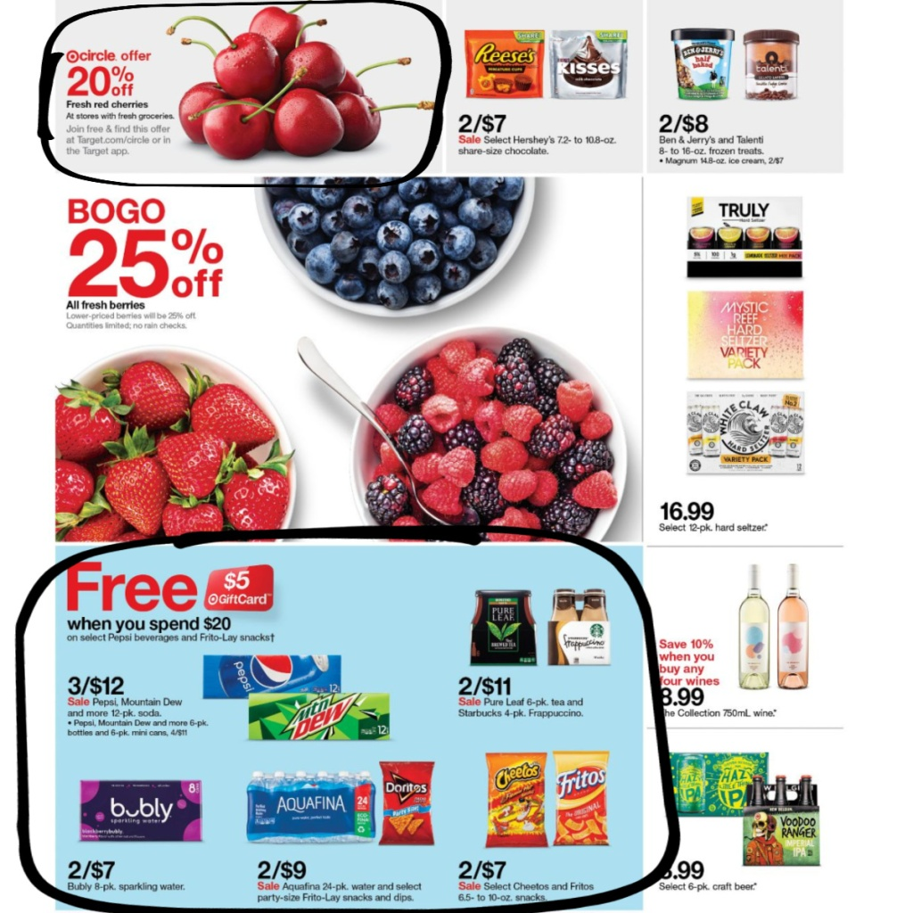 Target Weekly Ad 7-26 to 8-1 Page 34