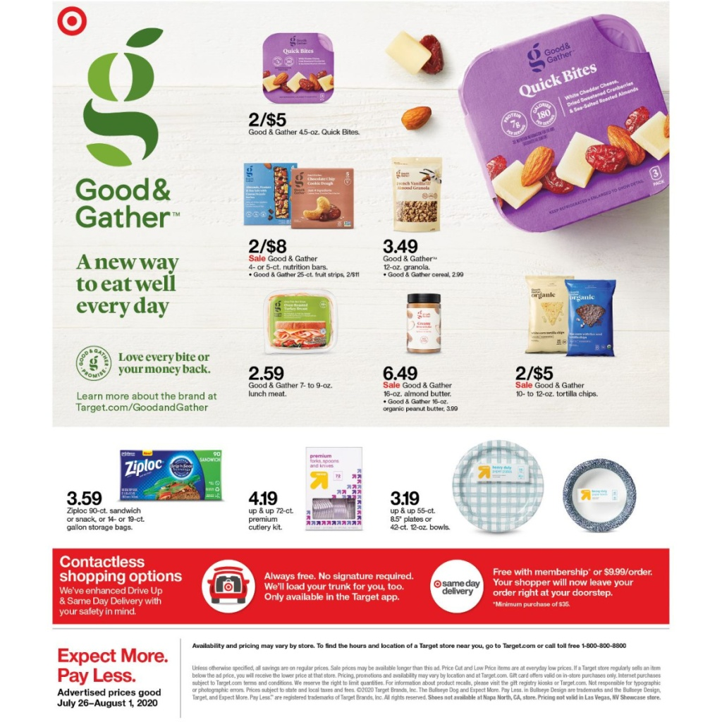 Target Weekly Ad 7-26 to 8-1 Page 35