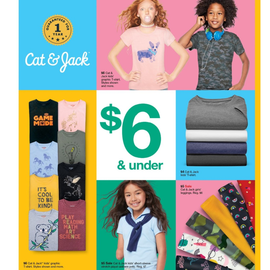Target Weekly Ad 7-26 to 8-1 Page 5