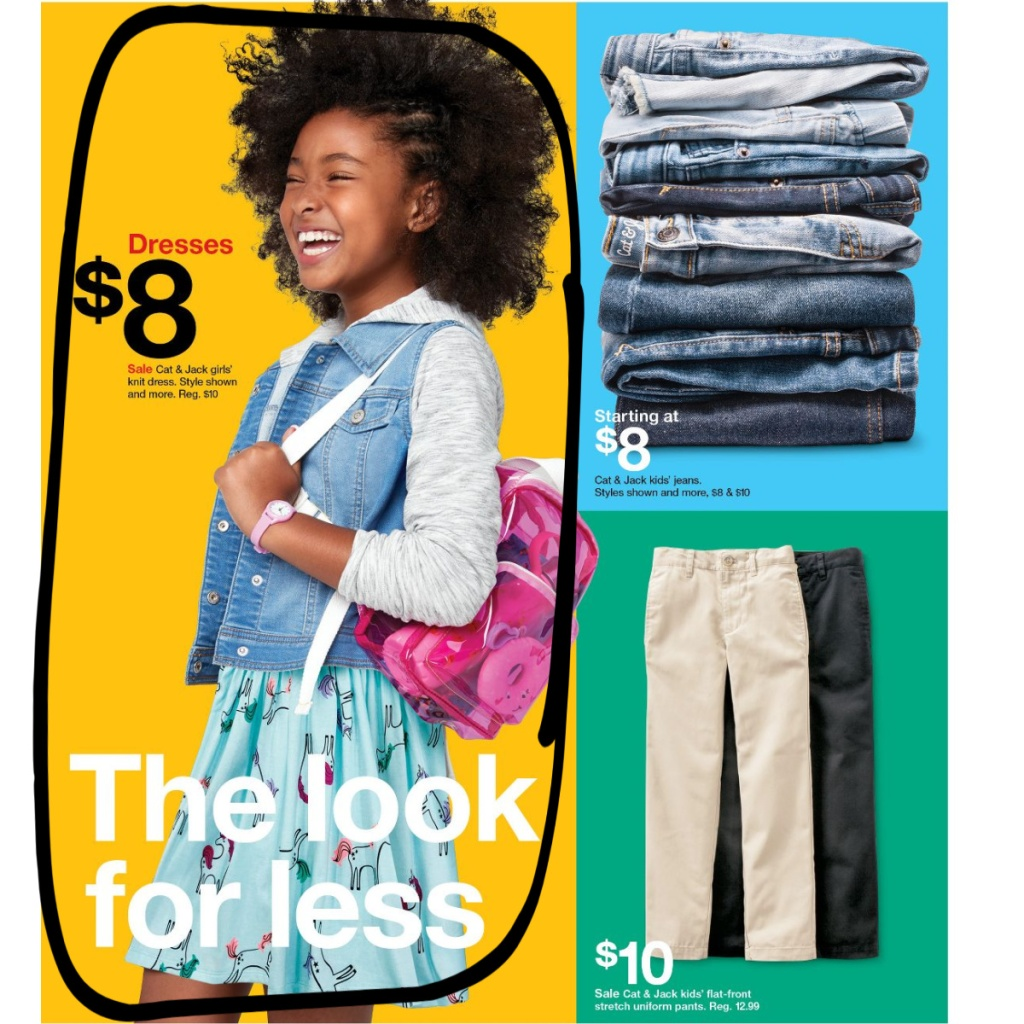 Target Weekly Ad 7-26 to 8-1 Page 6