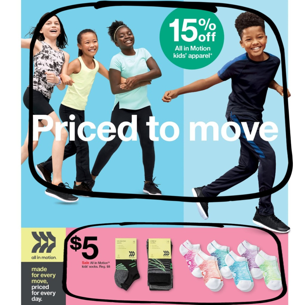 Target Weekly Ad 7-26 to 8-1 Page 7